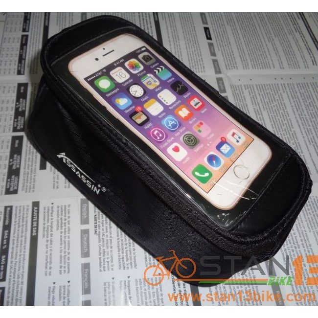 Top Tube Cellphone Bag