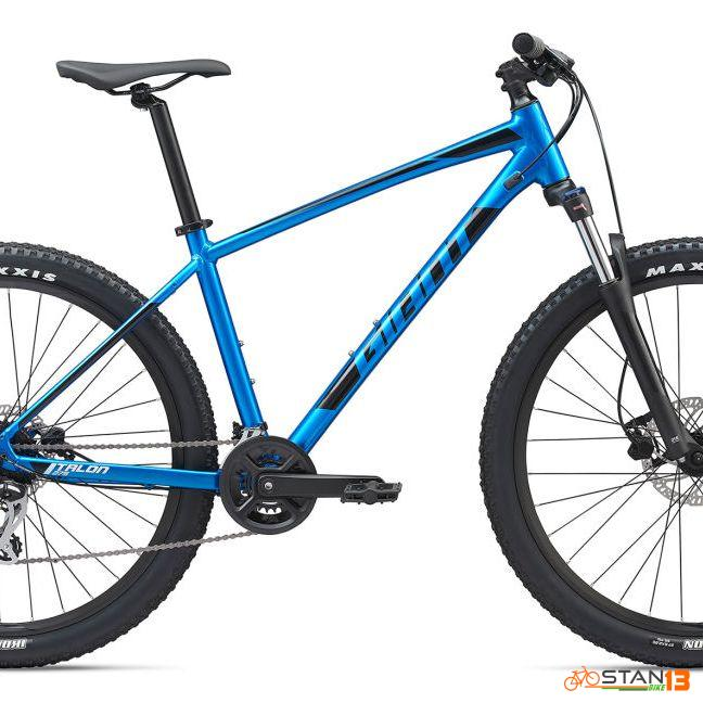 Giant Talon 3 27.5 Model 2020 24 Speed Hydraulic Brake