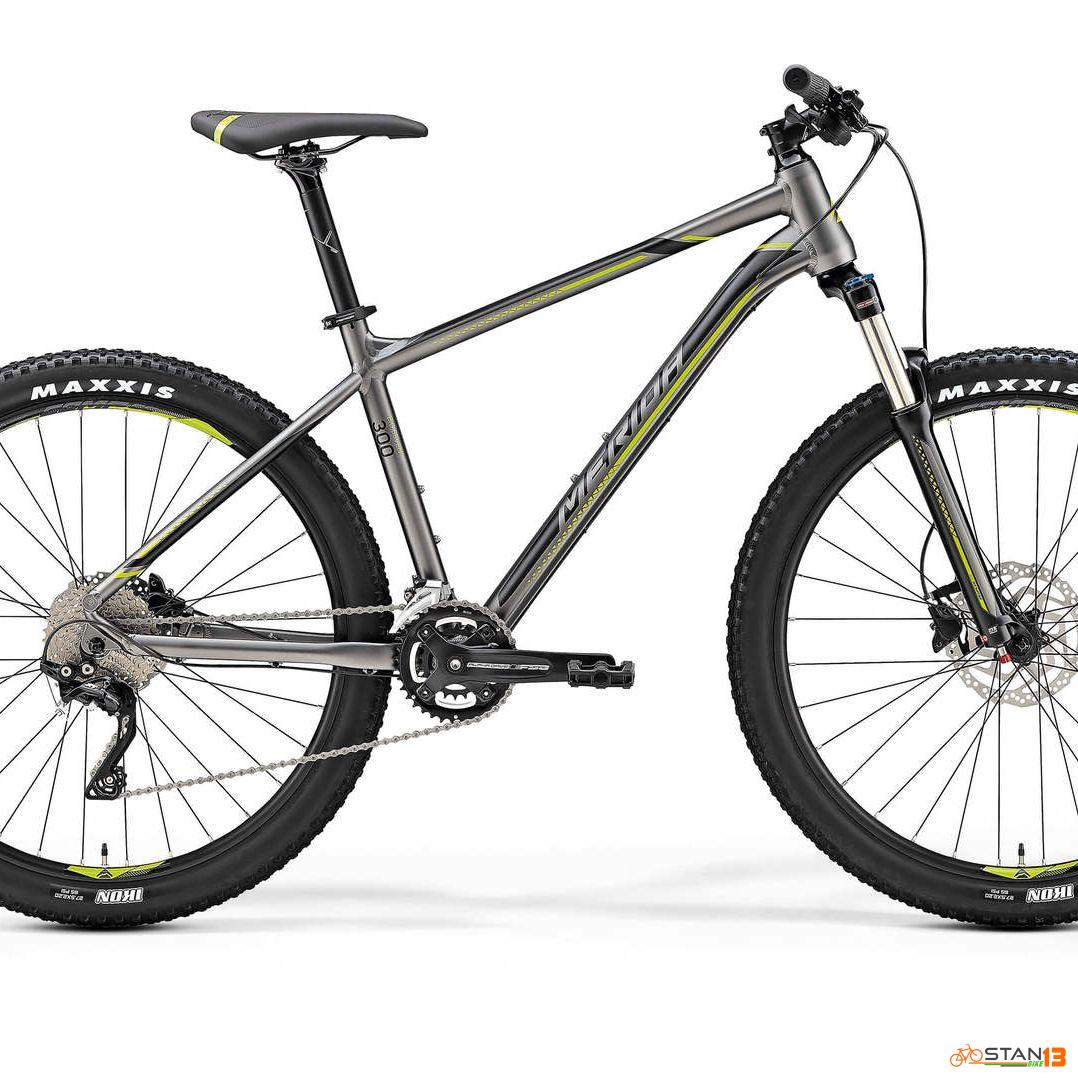 Merida Big 7 and 9 300 27.5 29er 10 x 2 Speed 2019 Model Deore Gears