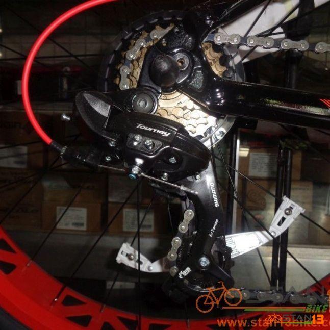 Phantom Blast Fatbike Alloy