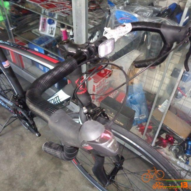 Phantom Pathfinder Shimano STI Components