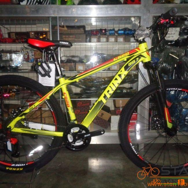 Trinx C520 Alloy 27.5 Bike L-TWOO 24 Speed Gears or Shimano 21 Speed