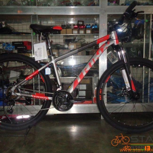 Trinx M116 Elite 27.5 21 Speed Shimano Parts 2019 Internal Cabling
