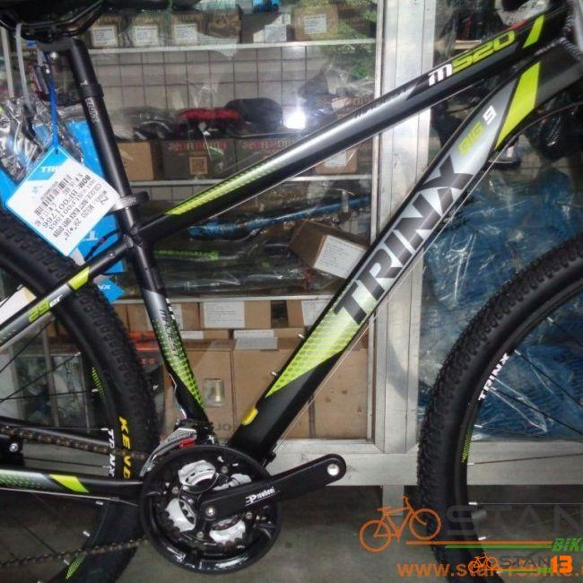 Trinx M520 29er Alloy Bike 24 Speed Fork with Lock Out