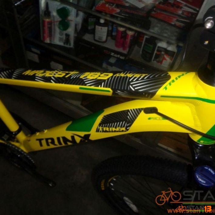 Trinx Quest 29er Alloy Hydraulic Brake Mountain Bike LTWOO Gears 24 Speed