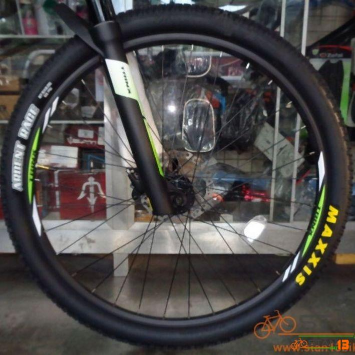 Trinx X8 Elite SLX Gears 1 X 11 Air Suspension Maxxis Tires