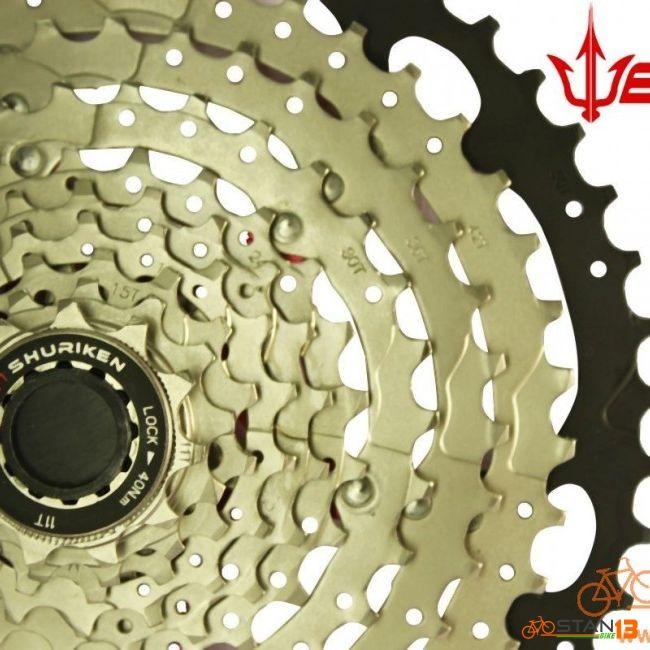 Cassette Weapon Shuriken PRO 11 Speed 50T Cassette Sprocket 1 Year Warranty