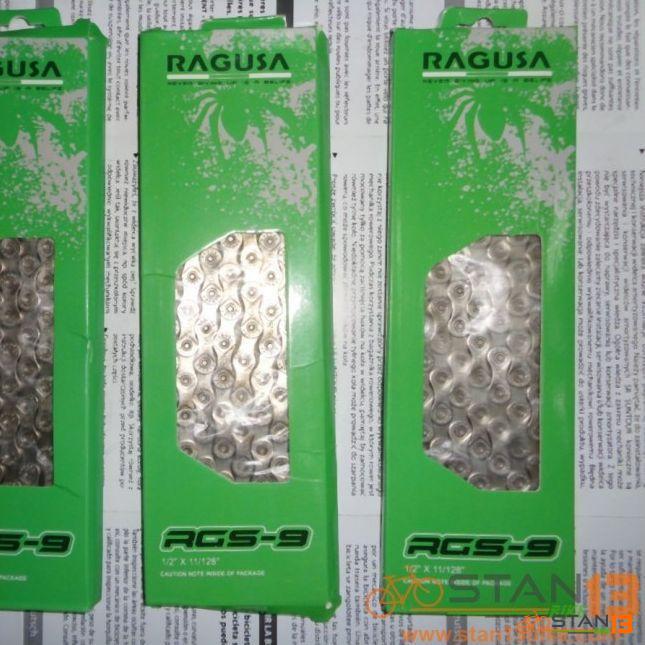 Chain Ragusa 9 Speed Chome Plated