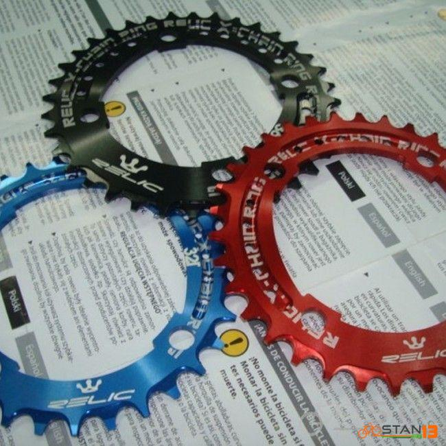 Chainring 104 BCD Relic X Chain Ring Narrow Wide Light Weight