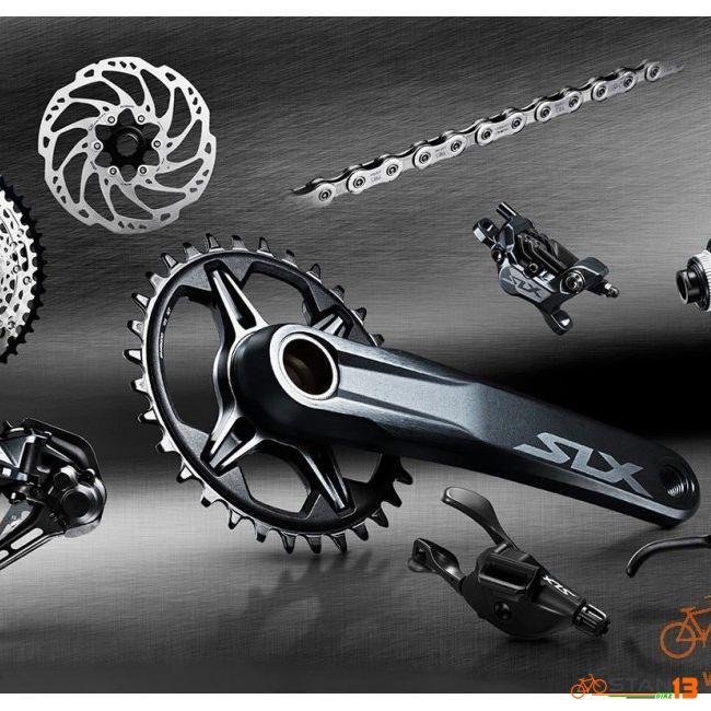 Crank Shimano SLX 1X 32T or 34T M7100 Model 2020