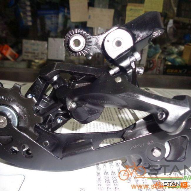 Derailer Shimano Deore Rear Derailer RD 10 Speed Japan With Lock