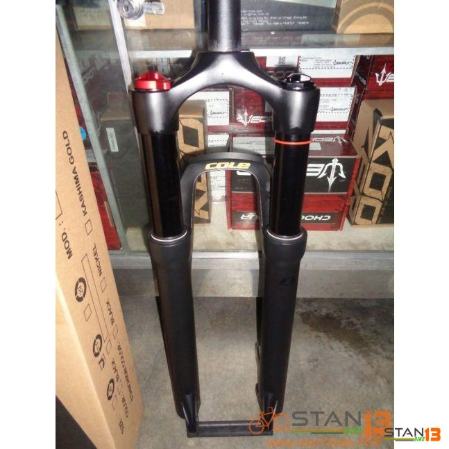 Fork Cole Alloy Air Suspension Model 340 Reverse Arch