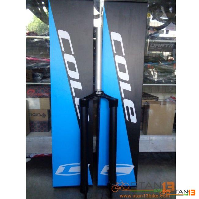 Fork Cole Alloy Rigid Fork New Style LIGHT WEIGHT