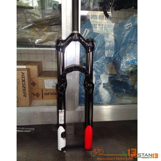 Fork Manitou Machete 27.5 Air Suspension Fork 9mm Quick Release Straight Steerer