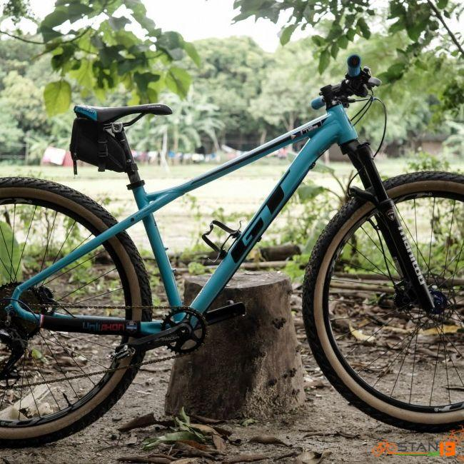 Frame GT Avalanche 29er Triple Triangle Light Weight