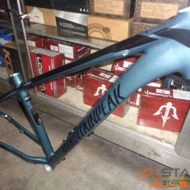 Frame Mountainpeak Ninja 2020 New Colors 27.5 and 29er Internal Cable