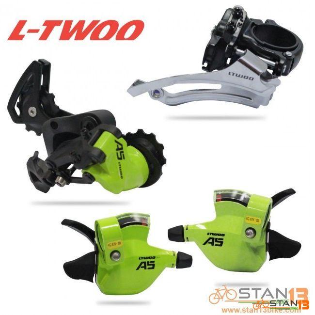 Gear Set LTWOO A5 9 Speed Shifter FD RD Gear Set Red BLUE or GREEN