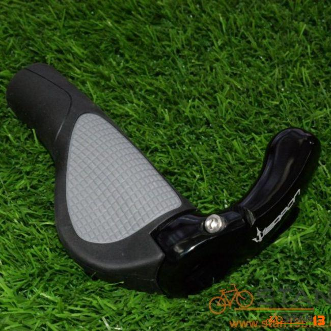 Grip Weapon Optimal with Bar End and With Palm Rest Handle Grip