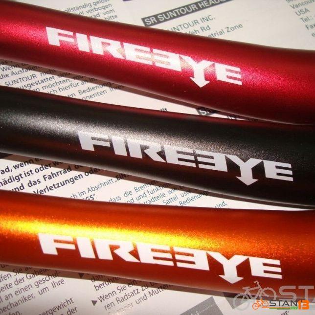 Handlebar Fireeye 788 DH AM Riser handle bar Authentic
