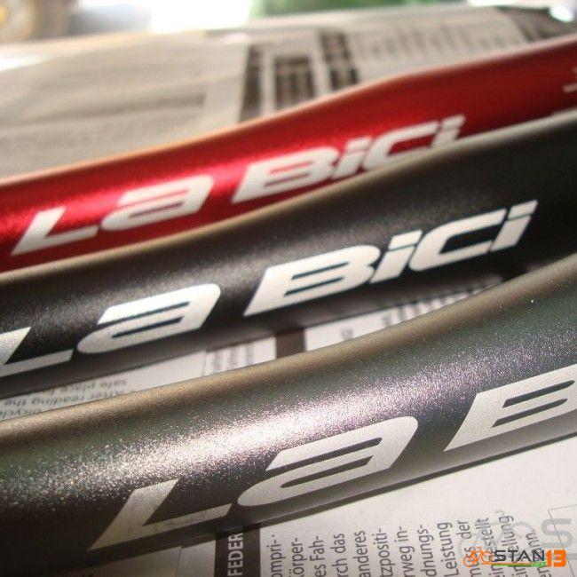 Handlebar La Bici Ventinove Handle Bar Flat Straight Bar 710mm 310 Grams