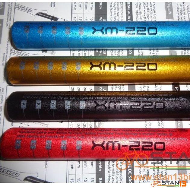 Handlebar Mountainpeak XM220 Riser Bar 790mm
