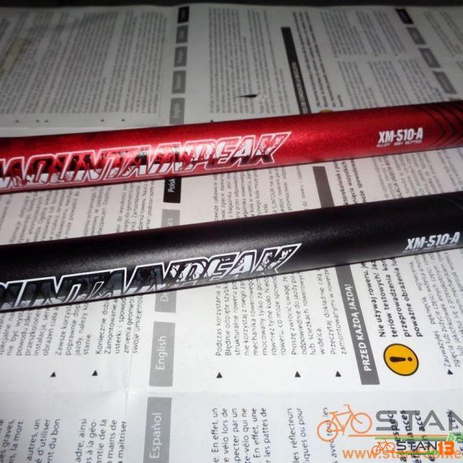 Handlebar Mountainpeak XM510A Straight Bar