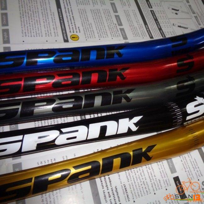 Handlebar Spank Oozy 800mm Alloy Anodized colors AAA