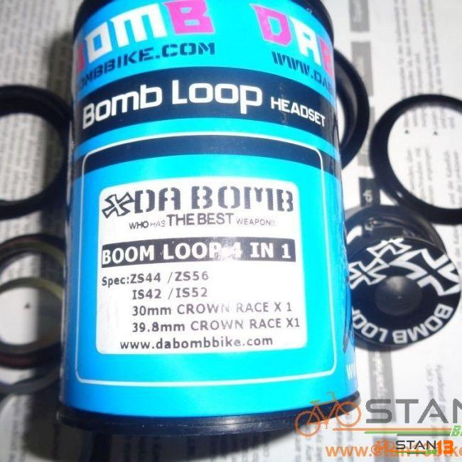 Headset DaBomb 4 in 1 Multi Purpose Problem Solver Sealed Bearing
