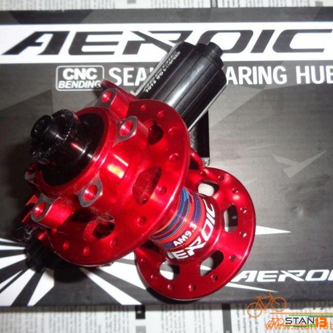 Hub Aeroic 9.3 Loud Sound Hub Solid Sound Sealed Bearing