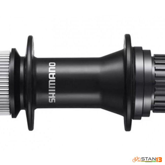 Hub Shimano MT500 9mm Quick Release or MT510 Thru Axle 142mm or MT510 Boost 12 x 148mm REAR HUB ONLY