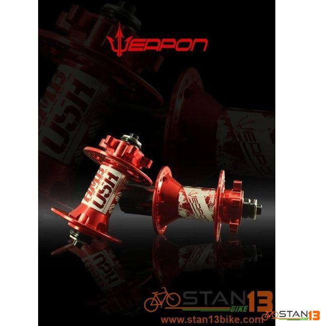 Hub Weapon Ambush Ratchet 24T Magnetic Ratchet Technology 1 Year Warranty CLEAR LOUD SOUND
