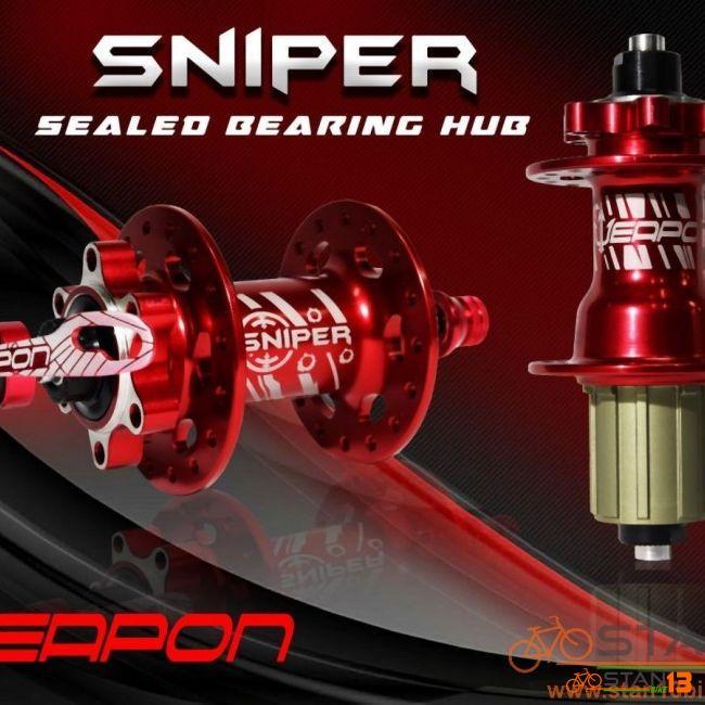 Hub Weapon Sniper Sealed Bearing Hubs AFFORDABLE