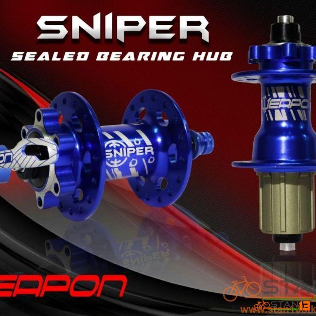 Hub Weapon Sniper Sealed Bearing Hubs AFFORDABLE