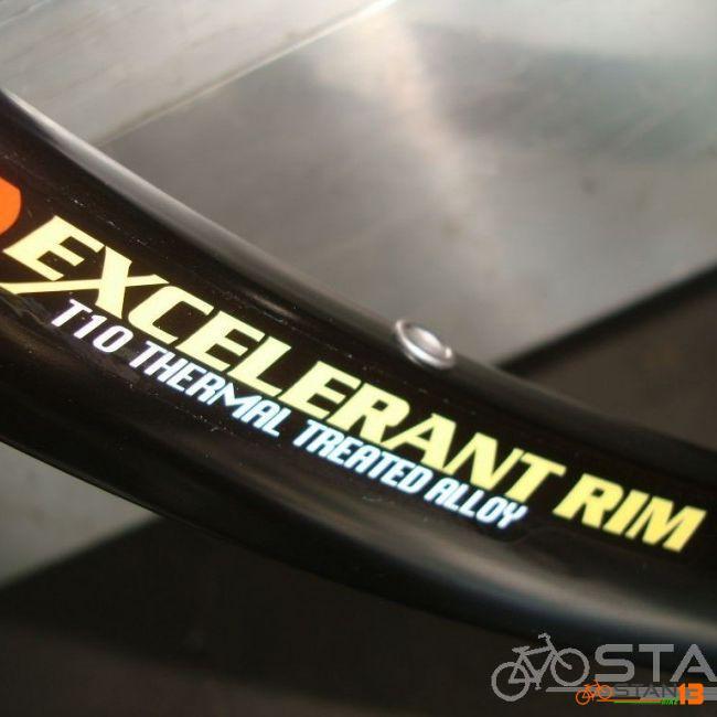Rim Fireeye Excellerant 650b or 27.5 Light Weight Rims XC AM Trail
