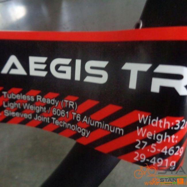 Rim Weapon Aegis TR7 and TR9 Tubeless Ready Rims Super Light Weight and Super HEAVY DUTY