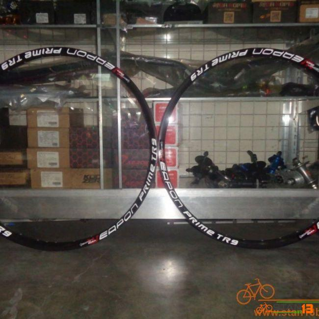 Rim Weapon Prime TR7 and TR9 Tubeless Ready Rims Super Light Weight and Super Heavy Duty