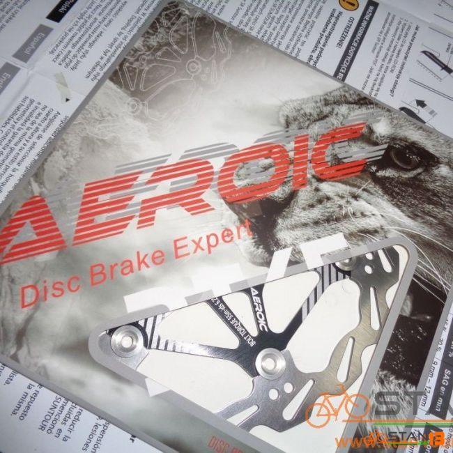 Rotor Brake Aeroic Floating Type Colored Disc Rotors
