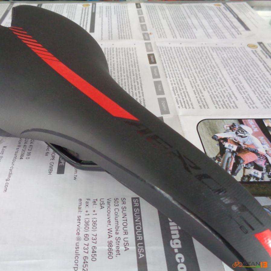 Saddle Aeroic AS8 Aero Design