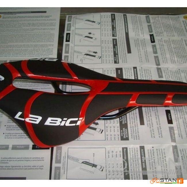 Saddle La bici Saddle Slim Design