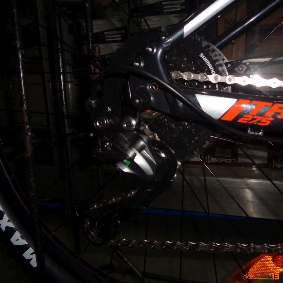 GIANT TALON 2 27.5 2020 MODEL 2 x 9 Speed ROCKSHOX FORK