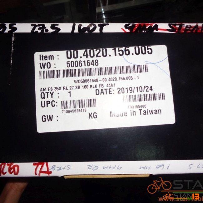 Fork RockShox 27.5 35 Gold RL 120 mm BOOST tapered