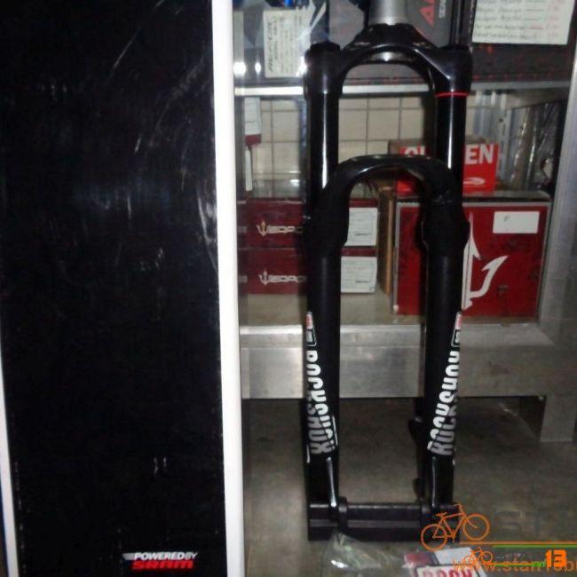 Fork ROCK SHOX fork 29 REBA RL 120 mm BOOST Maxle Stealth tapered black 2020