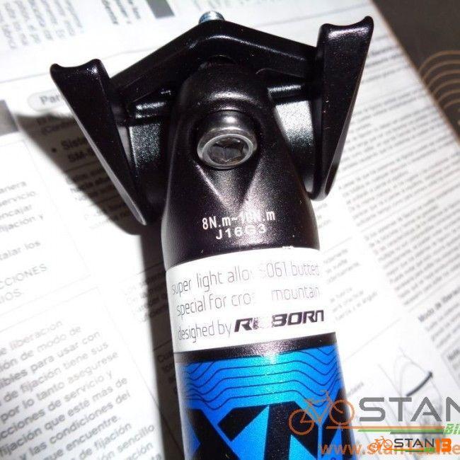 Seatpost Koozer XM AL6061 31.6mm