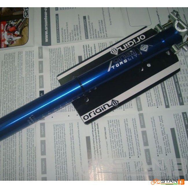 Seatpost Origin8 Seatpost 400mm Light Weight 31.6mm