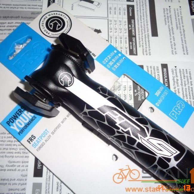 Seatpost Shimano PRO FRS 31.6mm