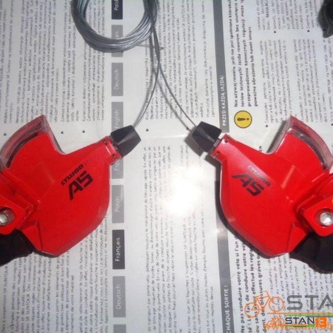 Shifter LTWOO A5 9 Speed Shifter 2:1 SHIMANO ADAPTABLE