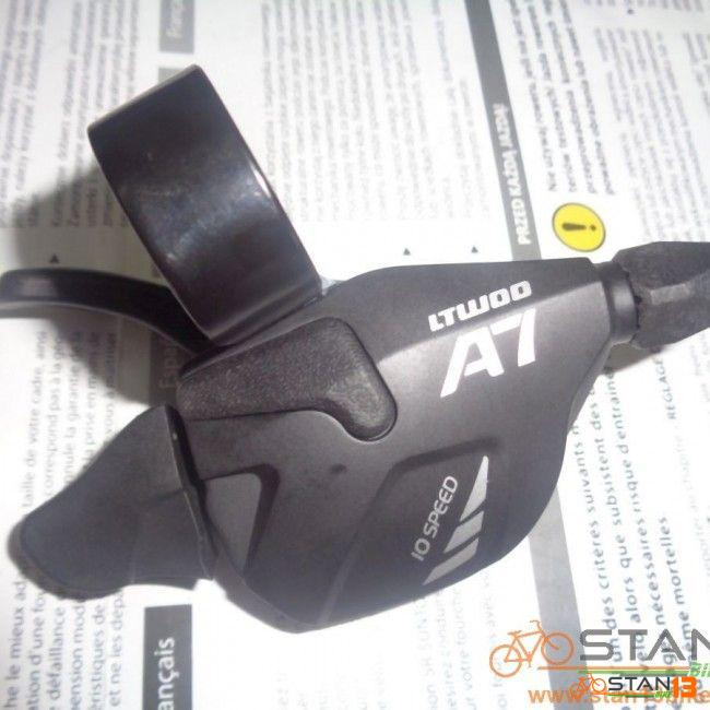 Shifter LTWOO A7 10 Speed Shifter RIGHT Only Shimano Adaptable