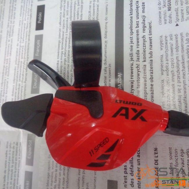 Shifter LTWOO AX 11 Speed Right Shifter Only Shimano Adaptable