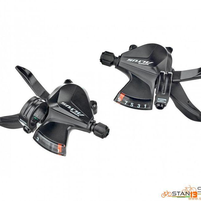 Shifter Shimano Altus M2000 9 Speed
