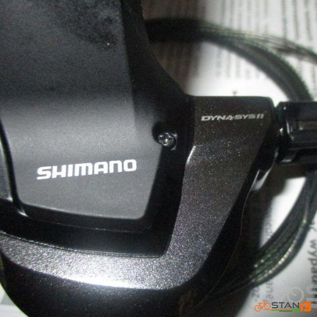 Shifter Shimano XT Shifter 11 Speed Clamp Type Japan